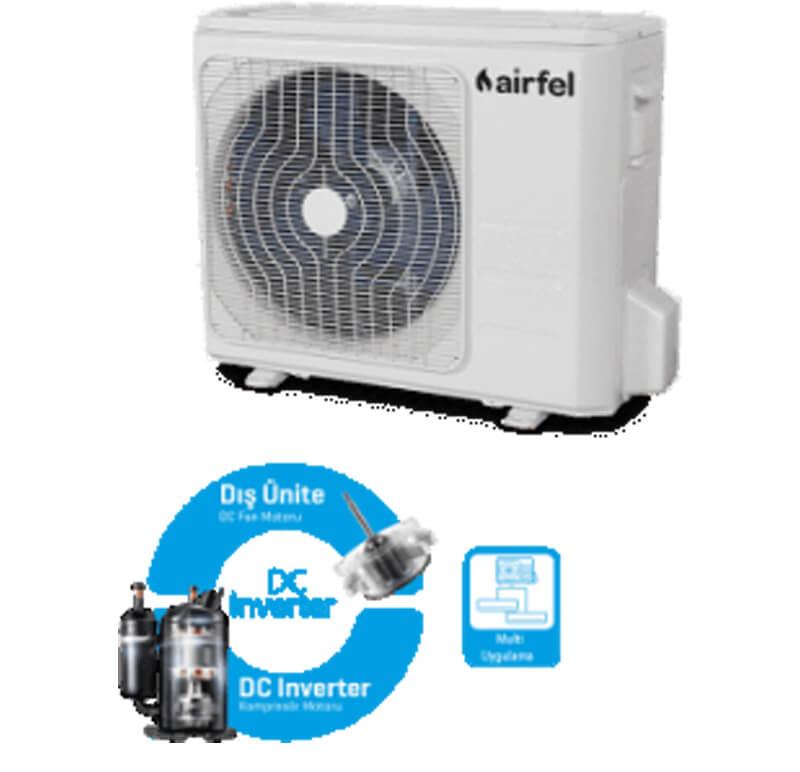 Airfel 2LMX40A Salon Tipi Klima